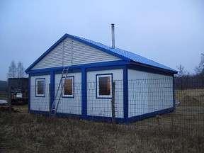 Строительные, дачные бытовки, торговые ларьки,модульные дома в г. Гуково Фото 1
