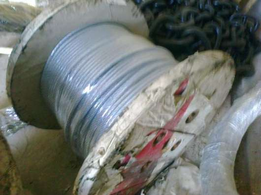 Канат стальной 13,5 ГВЖН-180 в Крыму в г. Севастополь Фото 1