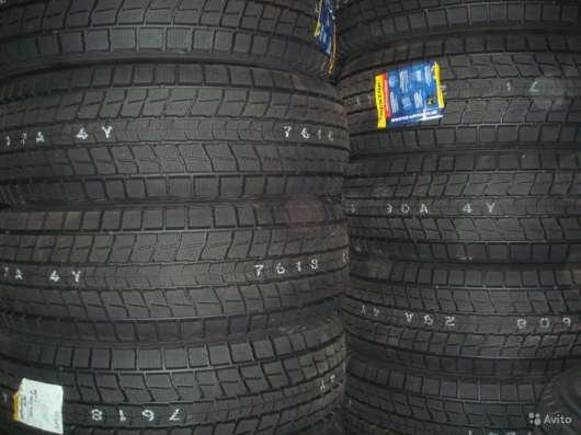 Новые японские Dunlop 235/70 R16 Winter MaxxSJ8