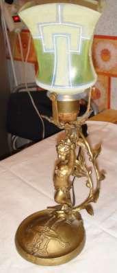 Лампа старинная в Санкт-Петербурге Фото 3