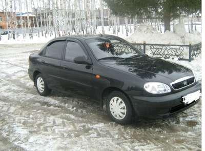 подержанный автомобиль ЗАЗ Chance