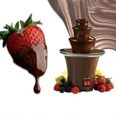 Шоколадный фонтан Fondue