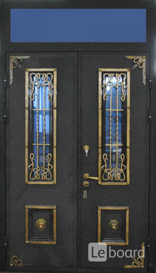 металлические двери на заказ г красно