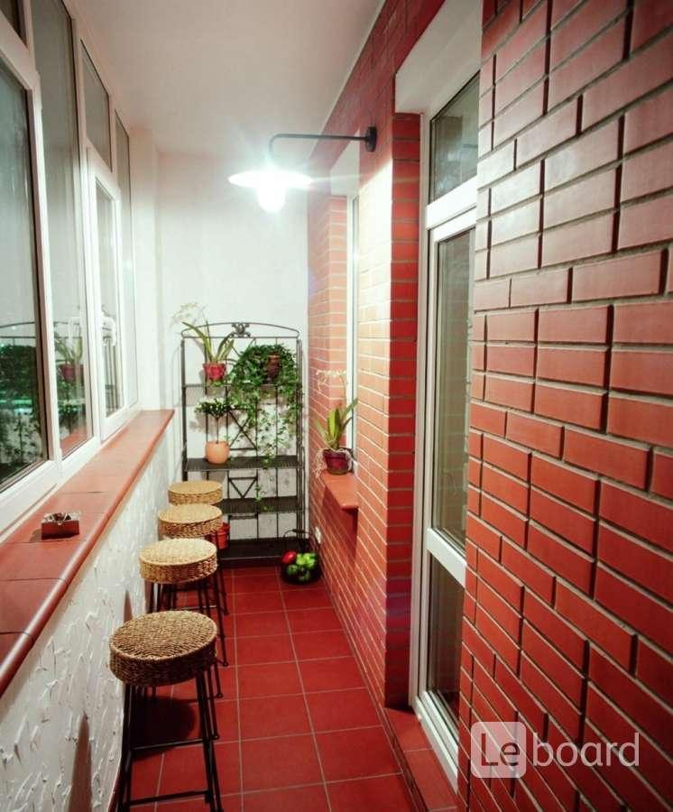 Несколько примеров благоустройства балконов и лоджий. - наро.